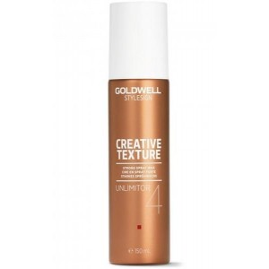 Спрей-воск Goldwell StyleSign Creative Texture Unlimitor 150мл