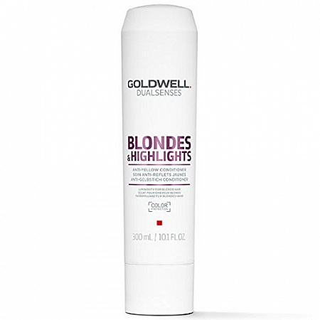 Кондиционер Goldwell Blondes & Highlights Anti-Yellow 200 мл