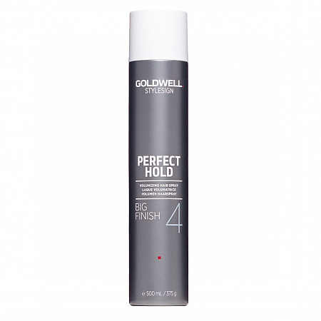 Лак Goldwell StyleSign Perfect Hold Big Finish 500 мл