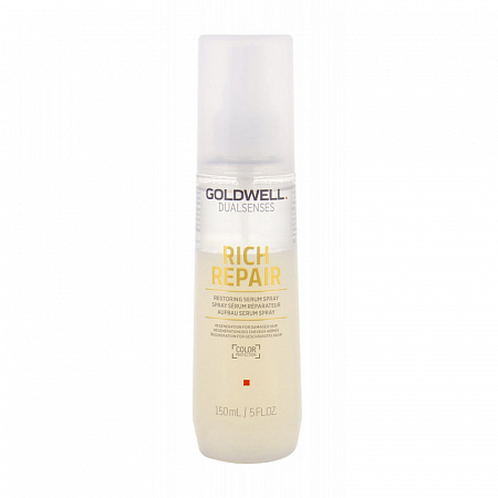 Сыворотка-спрей Goldwell Dualsenses Rich Repair Restoring Serum Spray 150 мл