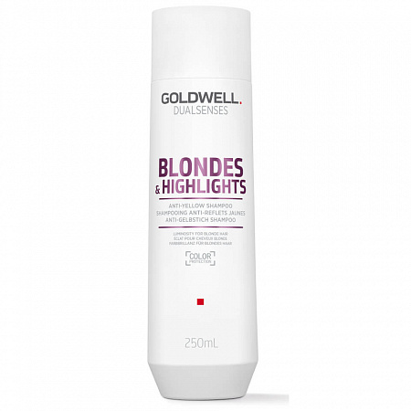 Шампунь Goldwell Blondes&Highlights 250 мл